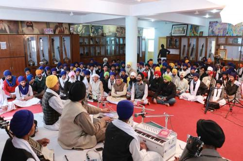 Gurmat Sangeet Workshop, February 2016 (7)