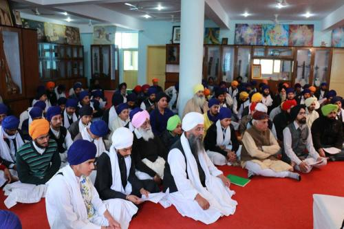 Gurmat Sangeet Workshop, February 2016 (9)