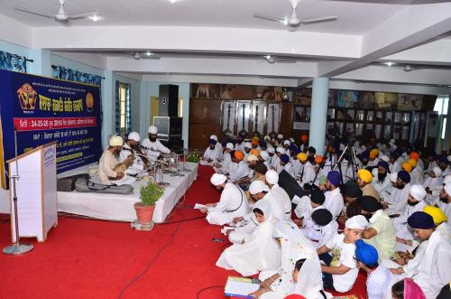 Gurmat Sangeet Workshop 2016 Jawaddi Taksal  (101