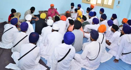 Gurmat Sangeet Workshop 2016 Jawaddi Taksal  (11)