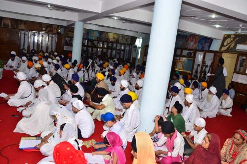Gurmat Sangeet Workshop 2016 Jawaddi Taksal  (111