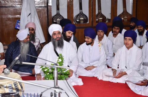 Gurmat Sangeet Workshop 2016 Jawaddi Taksal  (14)
