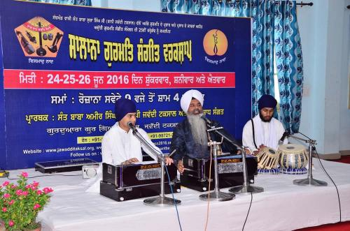 Gurmat Sangeet Workshop 2016 Jawaddi Taksal  (15)