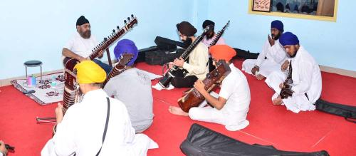 Gurmat Sangeet Workshop 2016 Jawaddi Taksal  (16)