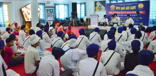 Gurmat Sangeet Workshop 2016 Jawaddi Taksal  (18)