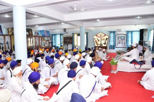Gurmat Sangeet Workshop 2016 Jawaddi Taksal  (24)
