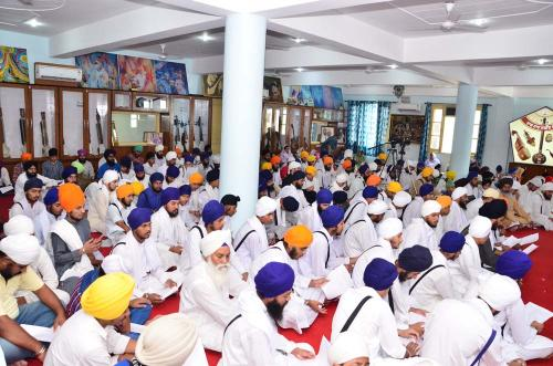 Gurmat Sangeet Workshop 2016 Jawaddi Taksal  (25)