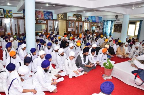 Gurmat Sangeet Workshop 2016 Jawaddi Taksal  (27)