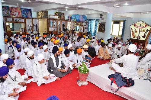 Gurmat Sangeet Workshop 2016 Jawaddi Taksal  (28)