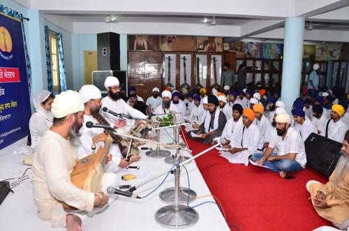 Gurmat Sangeet Workshop 2016 Jawaddi Taksal  (30)