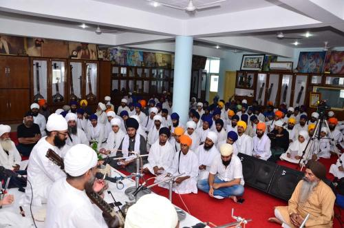 Gurmat Sangeet Workshop 2016 Jawaddi Taksal  (32)