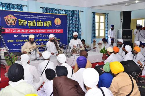 Gurmat Sangeet Workshop 2016 Jawaddi Taksal  (33)