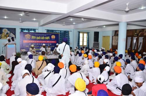 Gurmat Sangeet Workshop 2016 Jawaddi Taksal  (34)
