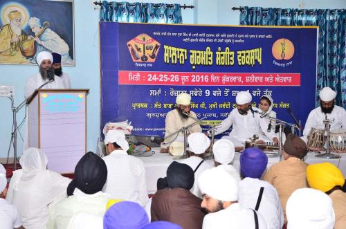 Gurmat Sangeet Workshop 2016 Jawaddi Taksal  (35)