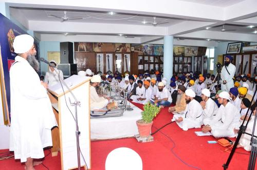 Gurmat Sangeet Workshop 2016 Jawaddi Taksal  (36)