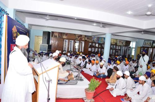 Gurmat Sangeet Workshop 2016 Jawaddi Taksal  (37)