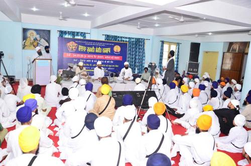 Gurmat Sangeet Workshop 2016 Jawaddi Taksal  (38)