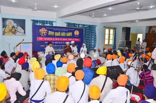 Gurmat Sangeet Workshop 2016 Jawaddi Taksal  (4)