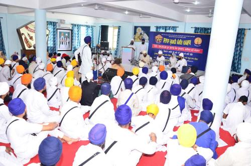 Gurmat Sangeet Workshop 2016 Jawaddi Taksal  (41)