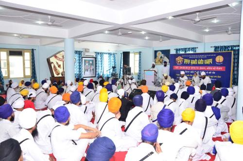 Gurmat Sangeet Workshop 2016 Jawaddi Taksal  (43)