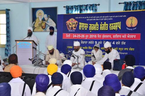 Gurmat Sangeet Workshop 2016 Jawaddi Taksal  (44)