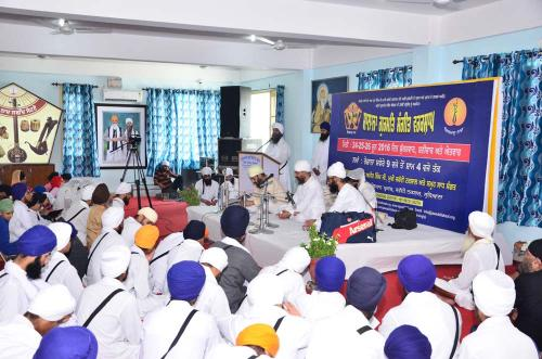 Gurmat Sangeet Workshop 2016 Jawaddi Taksal  (45)