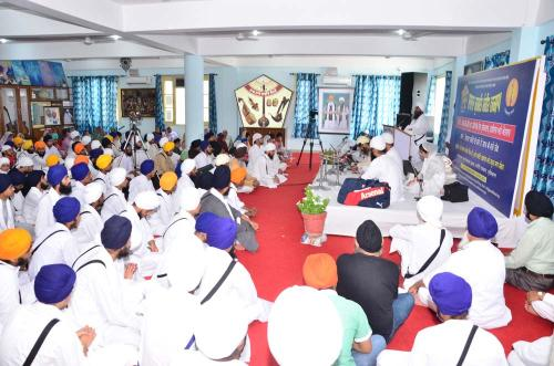 Gurmat Sangeet Workshop 2016 Jawaddi Taksal  (46)