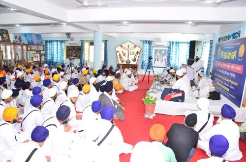 Gurmat Sangeet Workshop 2016 Jawaddi Taksal  (47)