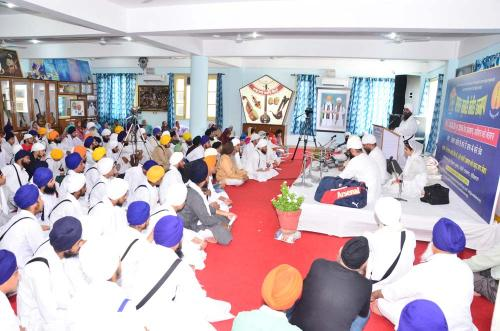 Gurmat Sangeet Workshop 2016 Jawaddi Taksal  (49)