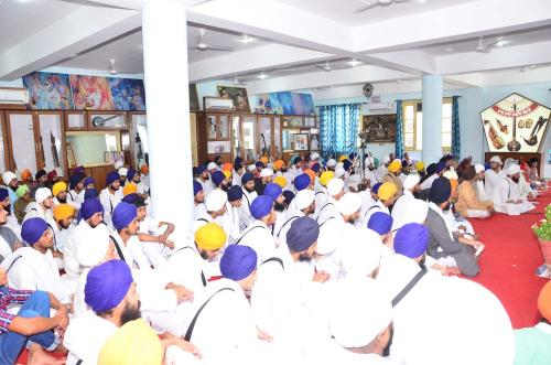 Gurmat Sangeet Workshop 2016 Jawaddi Taksal  (50)