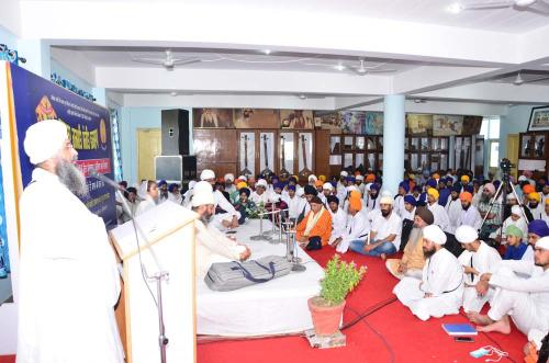 Gurmat Sangeet Workshop 2016 Jawaddi Taksal  (52)