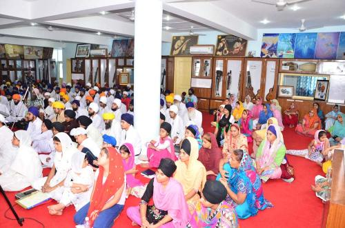 Gurmat Sangeet Workshop 2016 Jawaddi Taksal  (53)