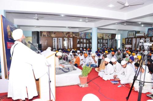 Gurmat Sangeet Workshop 2016 Jawaddi Taksal  (54)