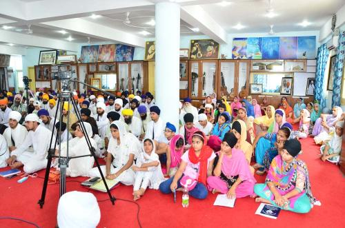 Gurmat Sangeet Workshop 2016 Jawaddi Taksal  (58)