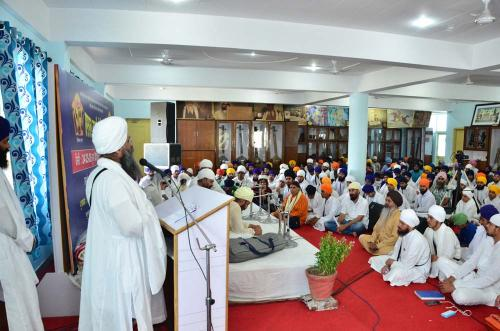 Gurmat Sangeet Workshop 2016 Jawaddi Taksal  (59)