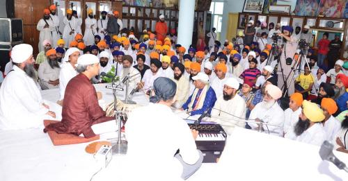 Gurmat Sangeet Workshop 2016 Jawaddi Taksal  (6)