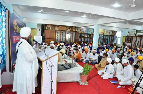 Gurmat Sangeet Workshop 2016 Jawaddi Taksal  (60)