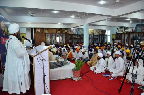 Gurmat Sangeet Workshop 2016 Jawaddi Taksal  (61)