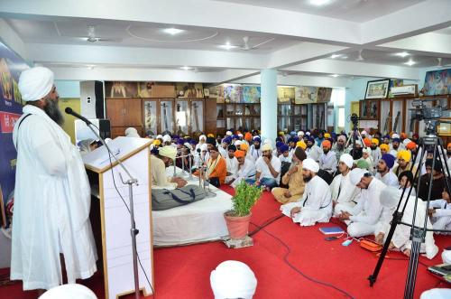 Gurmat Sangeet Workshop 2016 Jawaddi Taksal  (63)