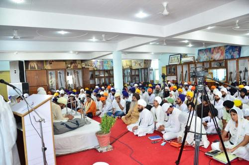Gurmat Sangeet Workshop 2016 Jawaddi Taksal  (65)