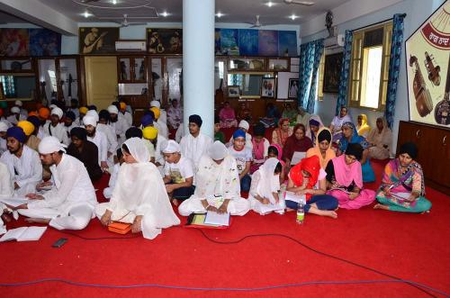 Gurmat Sangeet Workshop 2016 Jawaddi Taksal  (666