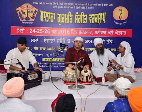 Gurmat Sangeet Workshop 2016 Jawaddi Taksal  (7)