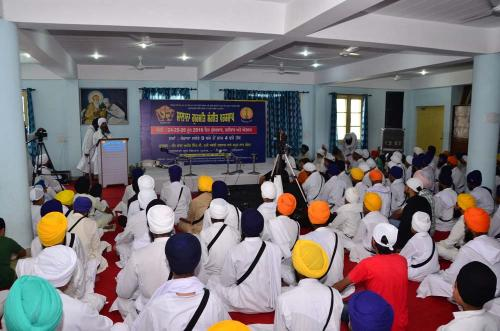 Gurmat Sangeet Workshop 2016 Jawaddi Taksal  (73)