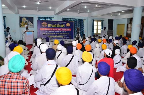 Gurmat Sangeet Workshop 2016 Jawaddi Taksal  (74)