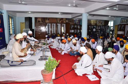 Gurmat Sangeet Workshop 2016 Jawaddi Taksal  (88