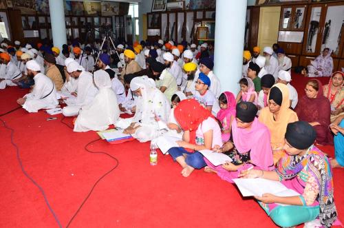 Gurmat Sangeet Workshop 2016 Jawaddi Taksal  (99