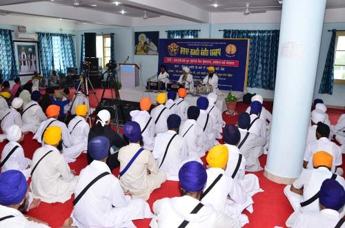 Gurmat Sangeet Workshop 2016 Jawaddi Taksal  111