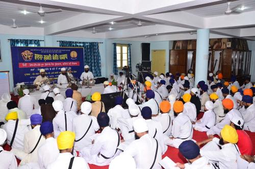 Gurmat Sangeet Workshop 2016 Jawaddi Taksal  15