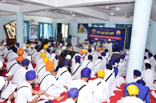 Gurmat Sangeet Workshop 2016 Jawaddi Taksal  188