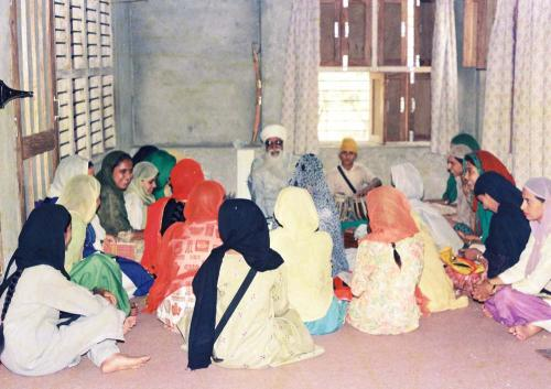 Gurmat Sangeet Workshop 1992 (3)